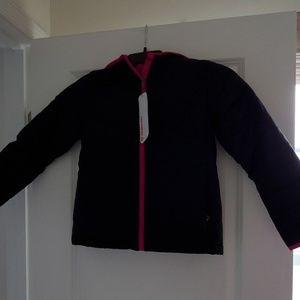 Lands End Girls Puffer Coat